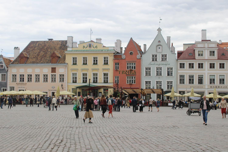 Bonjour Tallinn !